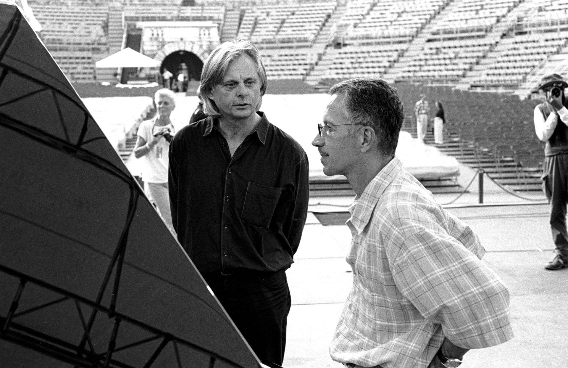 dcecc9aecb3 Manfred Eicher with Keith Jarrett. Photo: ECM Records / Roberto Masotti
