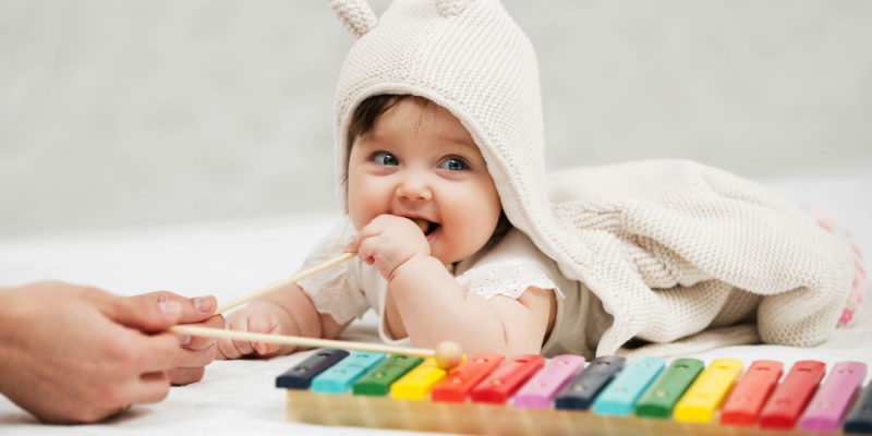 How music works magic on babies