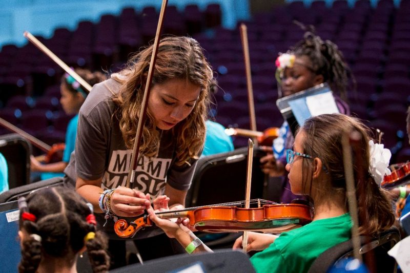 Study finds ensemble music programs positively affect students' character, competence