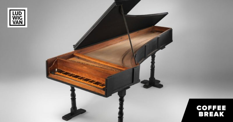 The world's oldest surviving piano sounds better that you'd think
