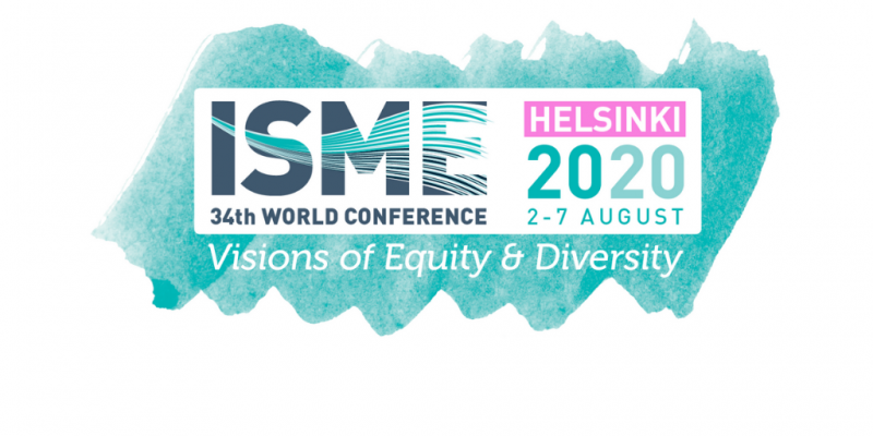 Call for submissions for the ISME 34th World Conference in Helsinki