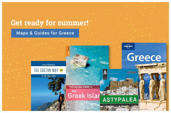 Books and Maps of Greece