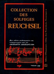 Reuchsel -Collections des solfeges Νο3 (Αμαραντίδης)