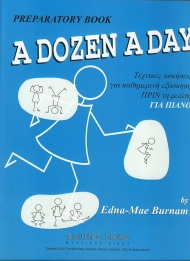 A dozen a day-preparatory book