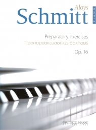 Schmitt preparatory exercises Op.16
