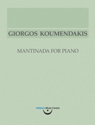 Mantinada for piano