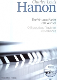 Hanon the virtuoso pianist + CD