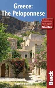 Greece: The Peloponnese,  bradt travel guide