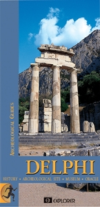 Delphi, archaeological guide