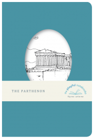 The Playful Notebooks - The Parthenon