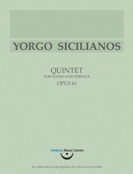Quintet for piano and strings, Op. 61