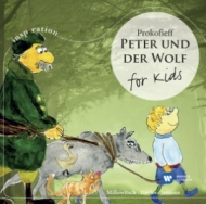 Peter und der wolf for kids