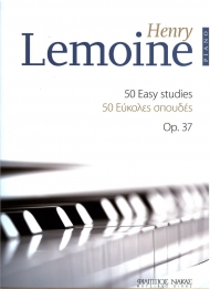 Lemoine 50 easy studies Op.37