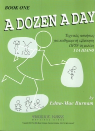 A dozen a day-book one