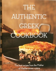 The authentic Greek cookbook