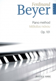 Beyer piano method Op. 101