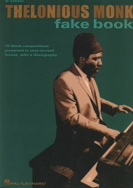 Thelonious Monk fake book Bb edition