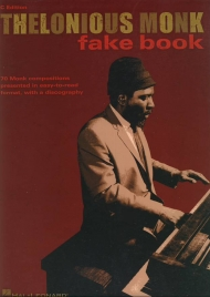 Thelonious Monk fake book C edition
