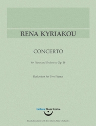 Concerto for Piano and Orchestra, opus 18 reduction for two pianos