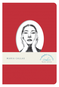The Playful Notebooks - Maria Callas