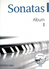 Sonatas album No.1 + CD