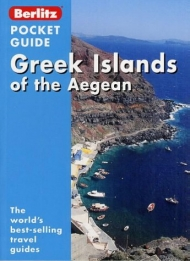 Greek islands of the Aegean, berlitz pocket guide