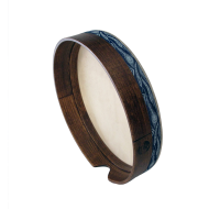 Hand-crafted hand drum 35cm